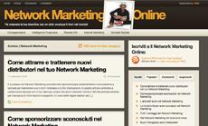 network marketing sito