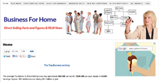 network marketing sito: businessforhome.org