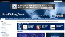 network marketing sito: directsellingnews.com