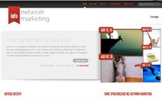 network marketing sito: InfoNetworkMarketing.org