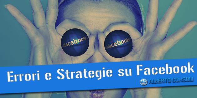 network marketing: errori e strategie su facebook