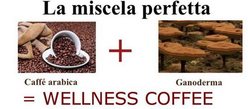 benefici del caffè del benessere