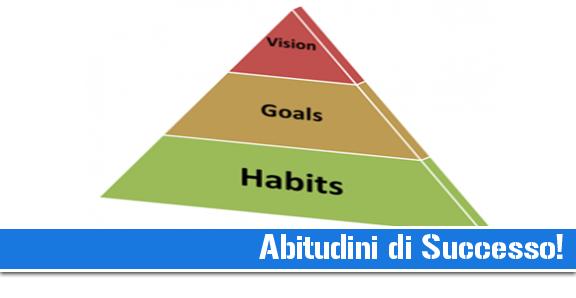 abitudini di successo