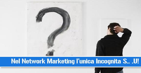 network marketing unica incognita