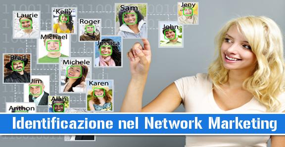 identificazione network marketing