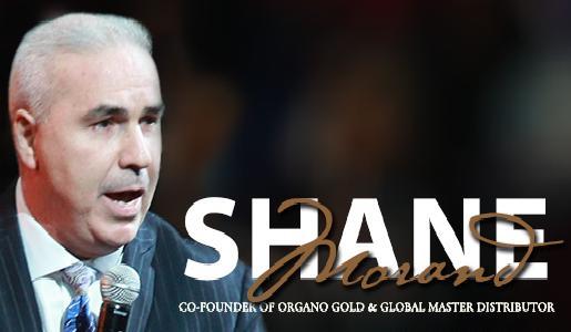 shane morand organo gold